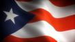 Flag of Puerto Rico (seamless)