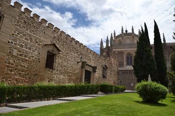 Palacio de la Cava en Toledo