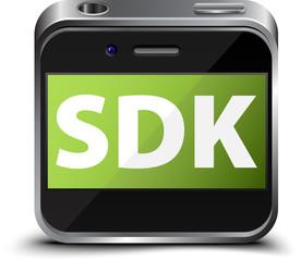 SDK button