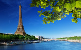Fototapety Eiffel tower, Paris. France