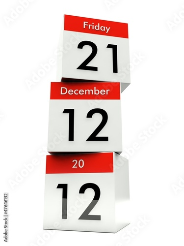 21 December 2012 - The end of the world