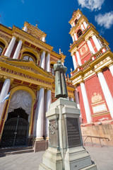 Iglesia San Francisco - Salta, Argentina