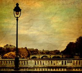 Gravure - Paris