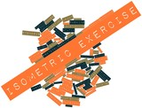 Word cloud for Isometric exercise