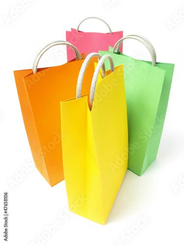Bags of consumerism