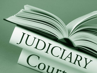 Judiciary meaning and definition
