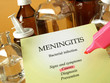 Meningitis workup