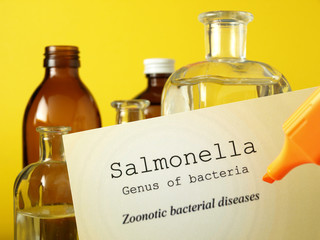 Salmonella analysis