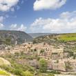 village de Minerve, cité cathare de l'Hérault