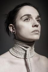 Bondage Schal