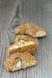 biscotti alle mandorle - cantuccini