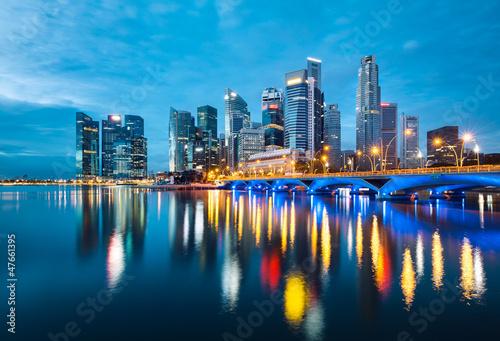 Plexiglas Singapore Singapour