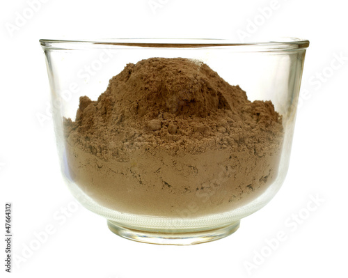 Brownie Mix in Bowl