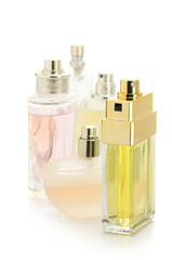 Set of perfumes