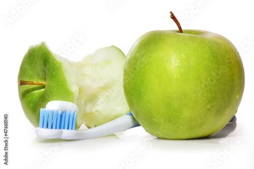 Higiene bucal.