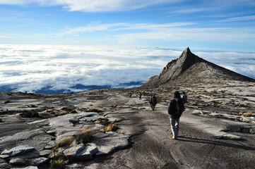 South Peak, Mount Kinabalu