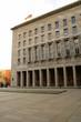Leinwanddruck Bild - Finanzministerium in Berlin