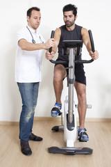 Fahrrad als Physiotherapie