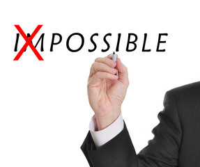 Not impossible