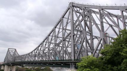 Story Bridge in Brisbane Queensland Australia