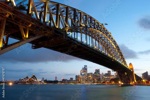 Fototapeten,australien,brücke,stadt,hafen