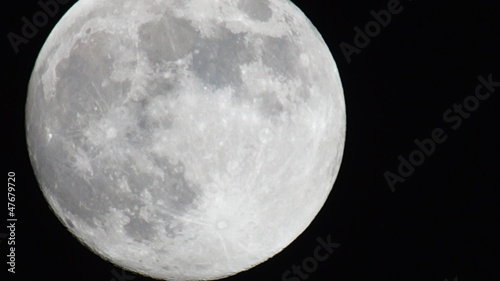 Super Clear Moon