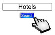 Internet search hotels