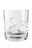 Glass of ice