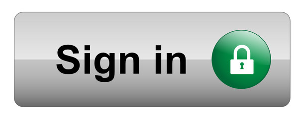 """SIGN IN"" Web Button (log in access login account click here)"
