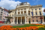 Slovakia - Bratislava - National Theater