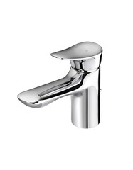 Beautiful  of chrome faucet for hot and cold water