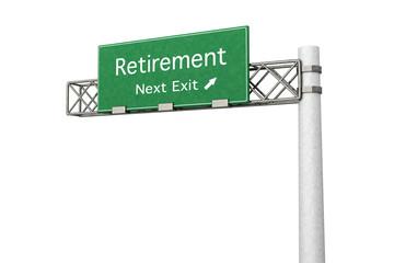 Nächste Ausfahrt - Retirement