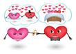 dreams of loving hearts