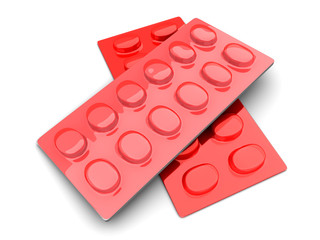 Tabletten Verpackung
