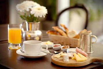 desayuno en el hotel 4