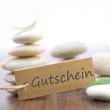 Gutschein, Wellness