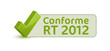 Patch conforme à la RT 2012