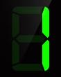 Chiffre digital - Numéro 1