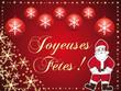 Cartes de voeux. Joyeuses fêtes !