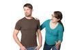 Konflikt in der Schwangerschaft