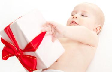 baby geschenk freude