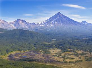 volcano Koryak Sopka