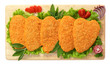 Cotolette di pollo - Chicken cuttlets