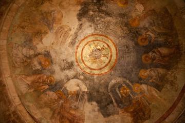 Saint Nicholas Church at Antalya Turkey