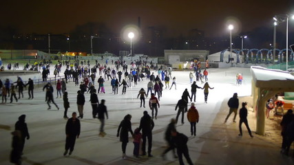 HD - ice skating