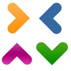 four arrows