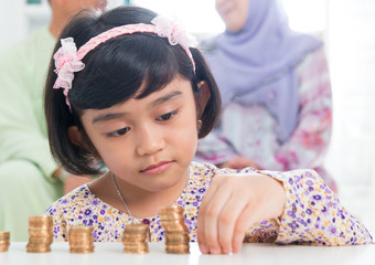 Muslim banking concept