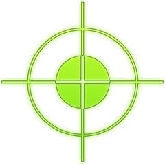 green target