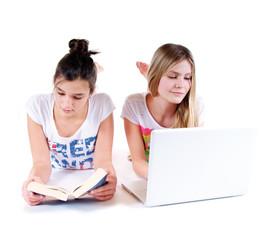 Buch oder Computer?