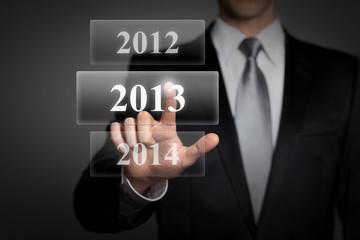 new year 2012 / 2013